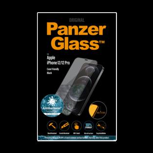 PanzerGlass iPhone 12/12 Pro Black