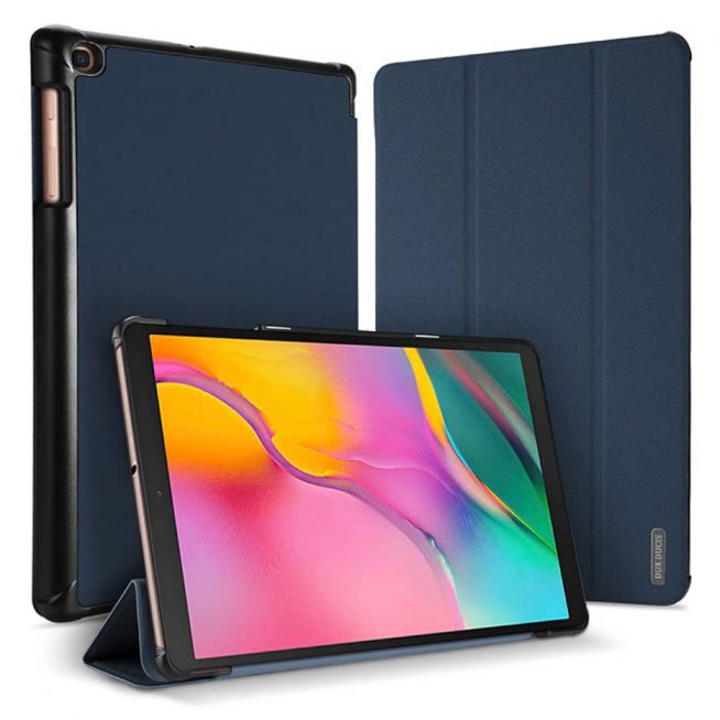Dux Ducis Premium Case for Samsung Tab 10.1 T515 + T.Glass