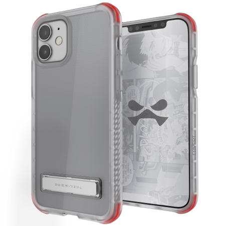 Ghostek Covert iPhone 12/12 Pro Case & JCPAL Screen Protector