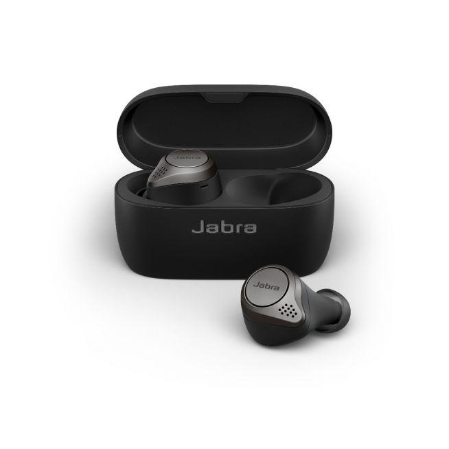 Jabra Elite 75t Titanium Black