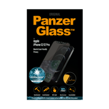 PanzerGlass iPhone 12/12 Pro Privacy Black