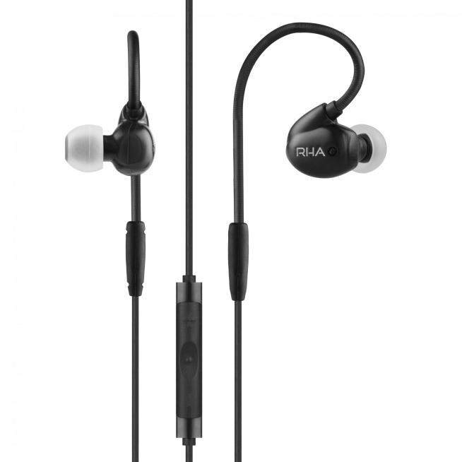 RHA T20i Headphones With Mic