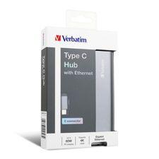 Verbatim Type C Hub 6 in 1