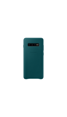 Samsung S10 Plus Leather Cover