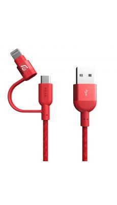 Adam Elements Peak Duo 120B Lightning Cable