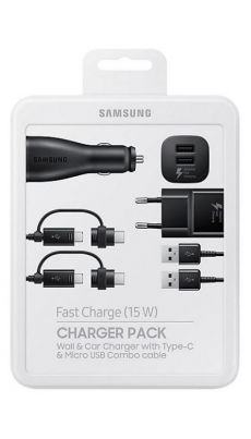 Samsung Wall & Car Charger