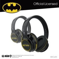 A&S Batman Over-Ear Headphones