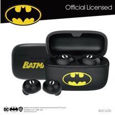 A&S Batman True Wireless Earbuds and Case