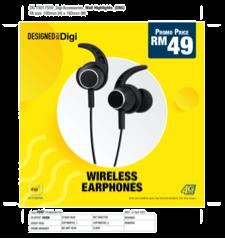 Design for Digi Wireless Headset