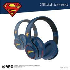 A&S Superman Over-Ear Headphones