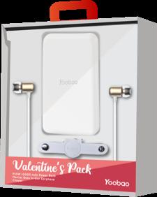 Yoobao Powerbank P10W Gift Pack