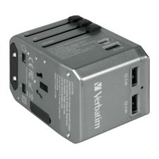 Verbatim 36W 4 Ports PD 29W Travel Adapter