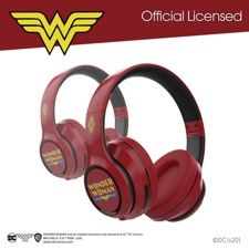 A&S Wonder Woman Over-Ear Headphones