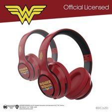A&S Wonder Woman Over-Ear Headphones
