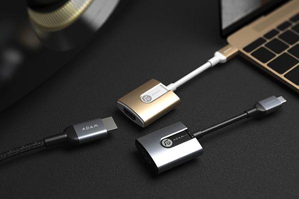 Adam Casa H01 USB C to HDMI