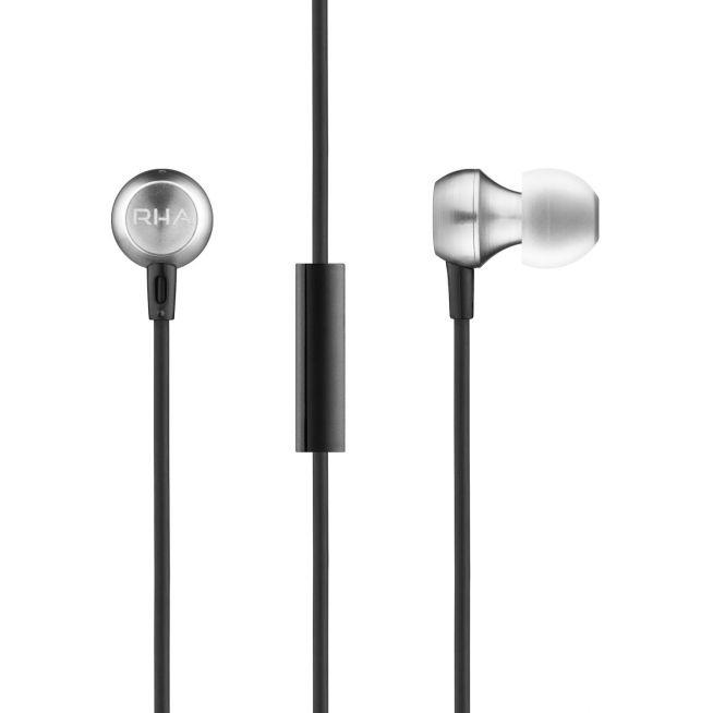 RHA MA390u Headphones With Mic