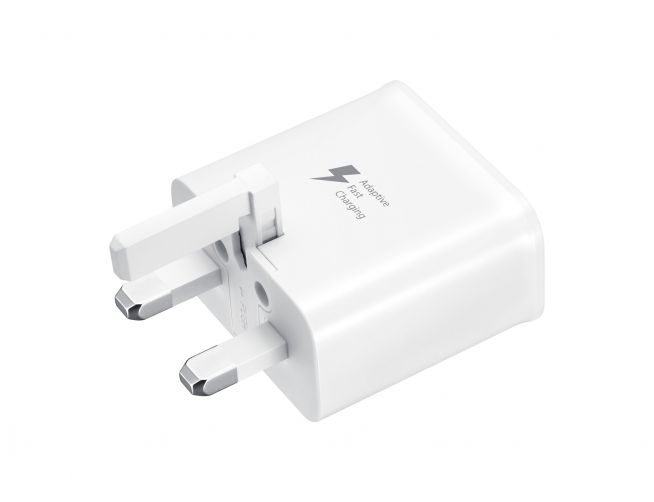 Samsung Fast Travel Charger (3 Pins) with USB C Cable