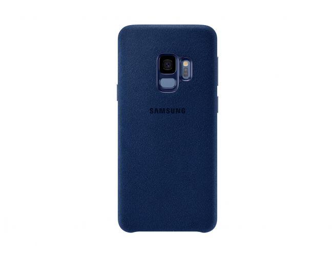 Samsung S9 Alcantara Cover