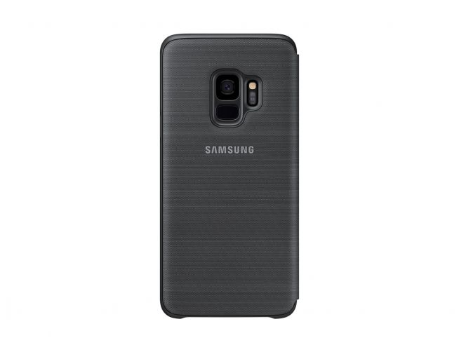 Samsung S9 LED Cover