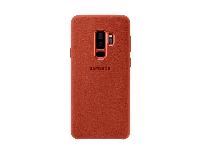 Samsung S9 Plus Alcantara Cover