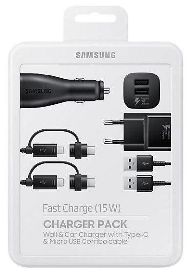 Samsung Wall & Car Charger