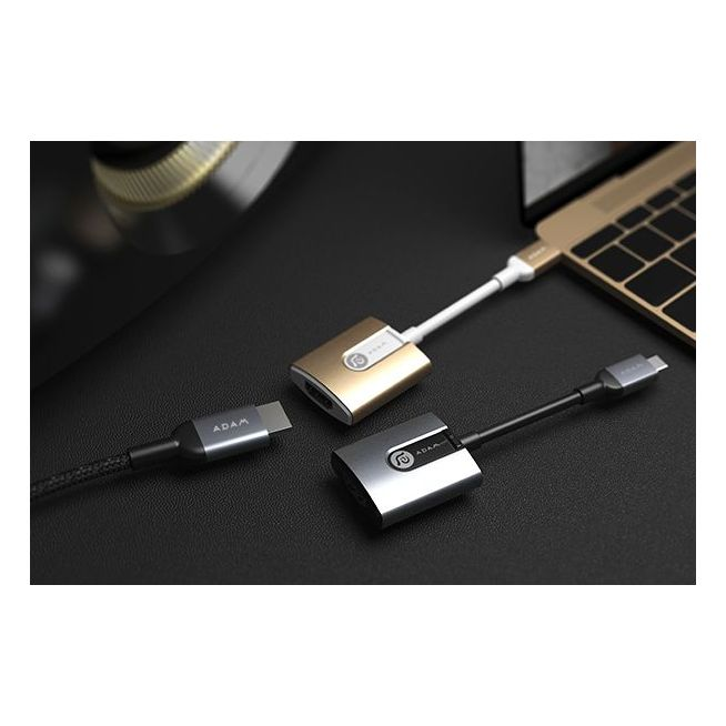 Adam Casa H01 USB C to HDMI