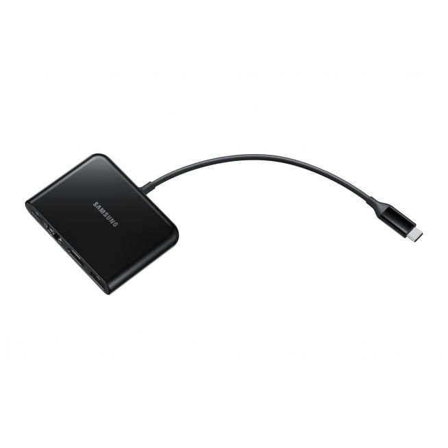 Samsung Multiport Adapter (HDMI, USB C, Ethernet, Power Supply)