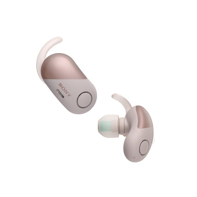 SONY Wireless Sports Noise Cancelling Headphones WF-SP700N