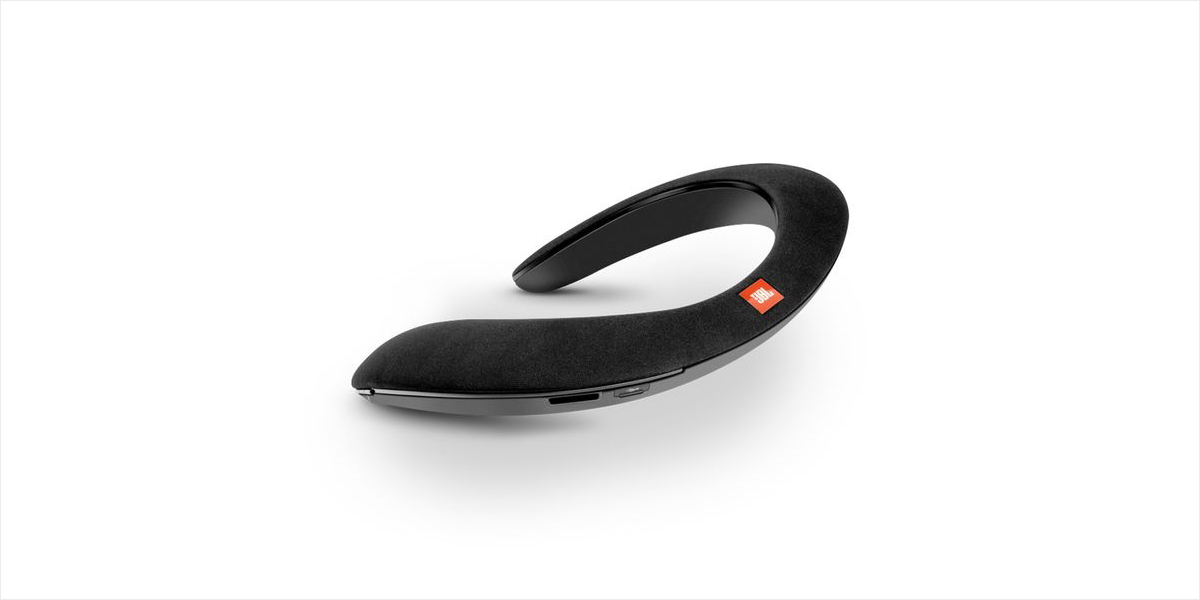 JBL Soundgear BTA Wearable Neck Speaker