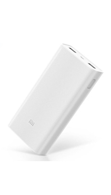 10000mAh Mi Power Bank 2S (Black)